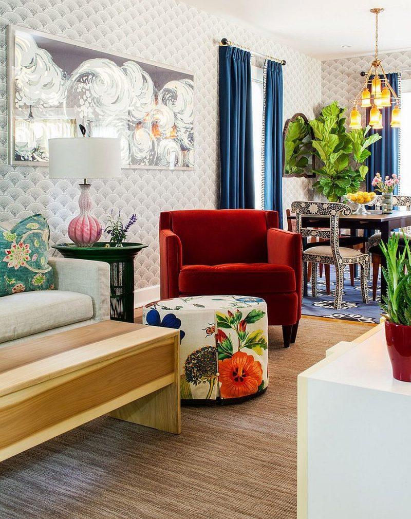 So bringen Sie Frühling zu Hause: Verleihen Sie Ihrem Wohnzimmer neuen Glanz