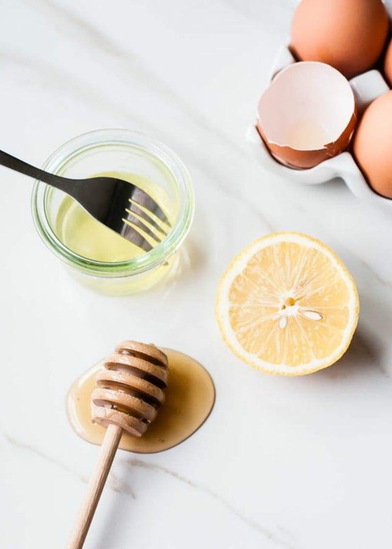 honig gesund rezept für shampoo mit honig zutaten