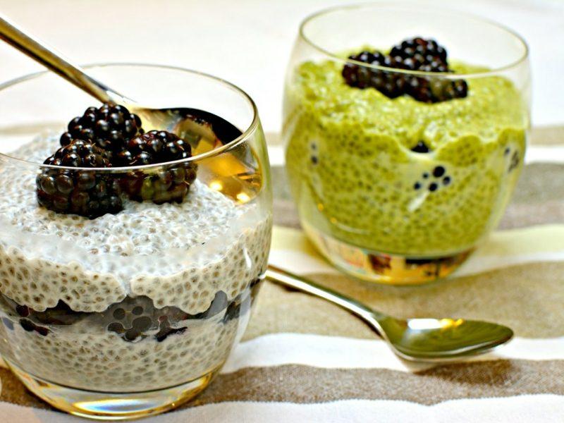 leckere pudding rezepte mit chia samen gesunde ern hrung. Black Bedroom Furniture Sets. Home Design Ideas
