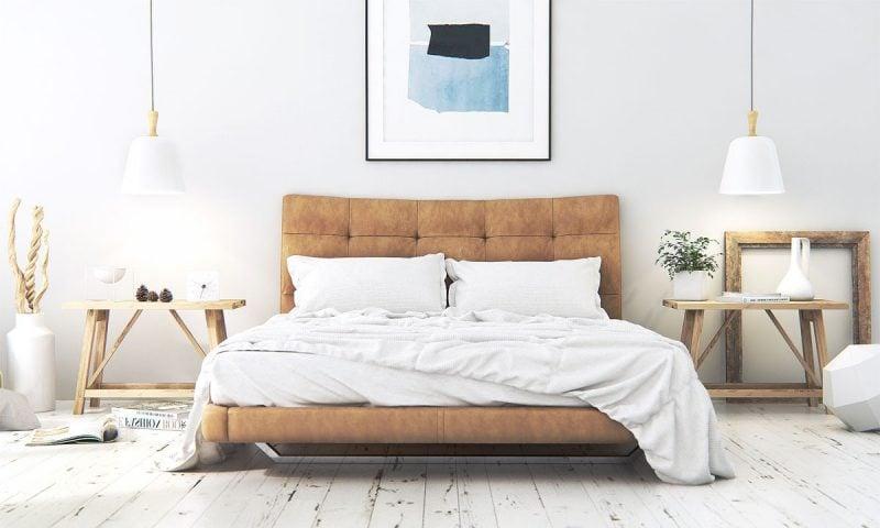 Schlafzimmer Skandinavisch Einrichten 40 Tolle Ideen. Schlafzimmer Im Skandinavischen  Stil Mobelideen