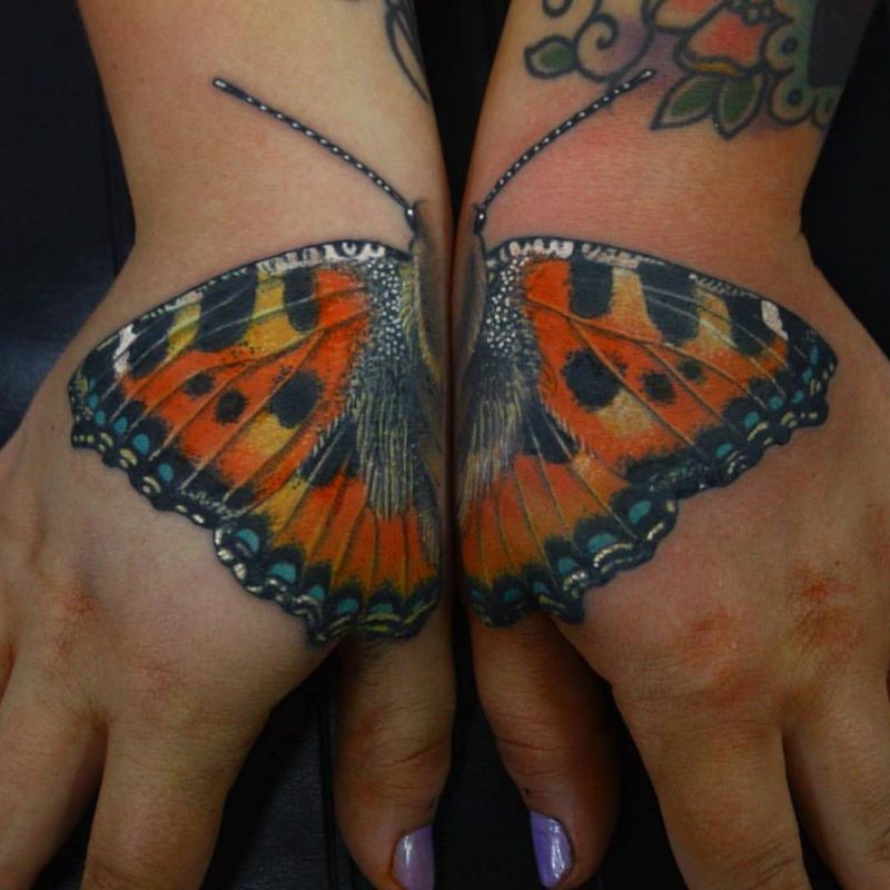 Schmetterling Tattoo Ideen