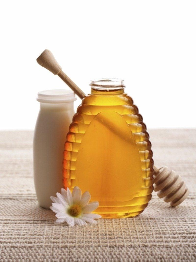 honig gesund shampoo mit honig selber machen
