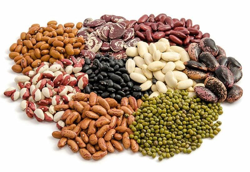 Diät ohne Kohlenhydrate Bohnen