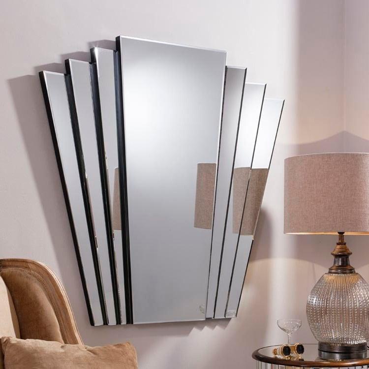 Wand Mit Spiegel Gestalten. Spiegel An Der Decke Und Beste