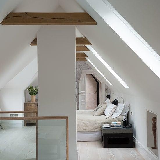 schlafzimmer einrichten ideen nachttisch helle farben schlafzimmer design
