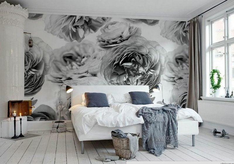 schönes schlafzimmer gestalten ideen skandinavisches schlafzimmer