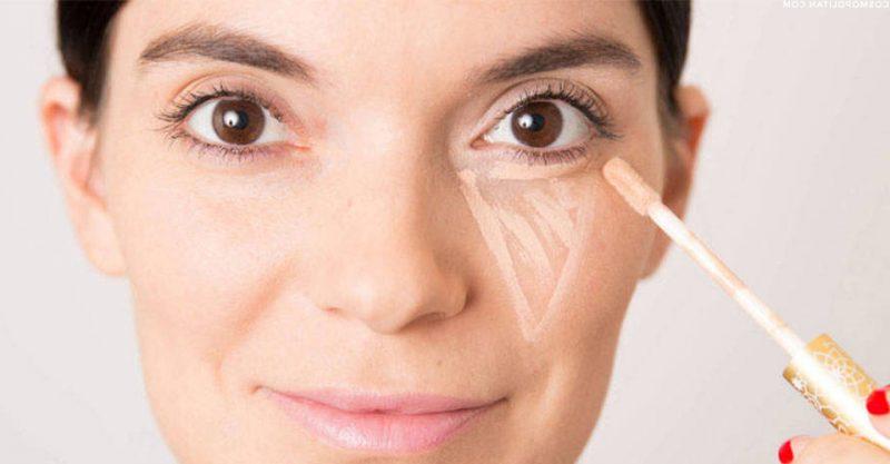 Was tun gegen Augenringe - Make Up richtig auftragen