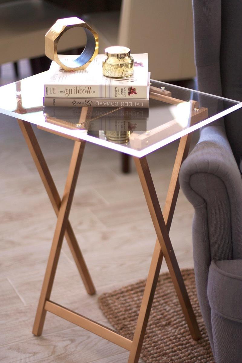 schöne wohnideen einrichtungstipps einrichtungsideen tisch wohnzimmer ideen kupfer garten und wohnen
