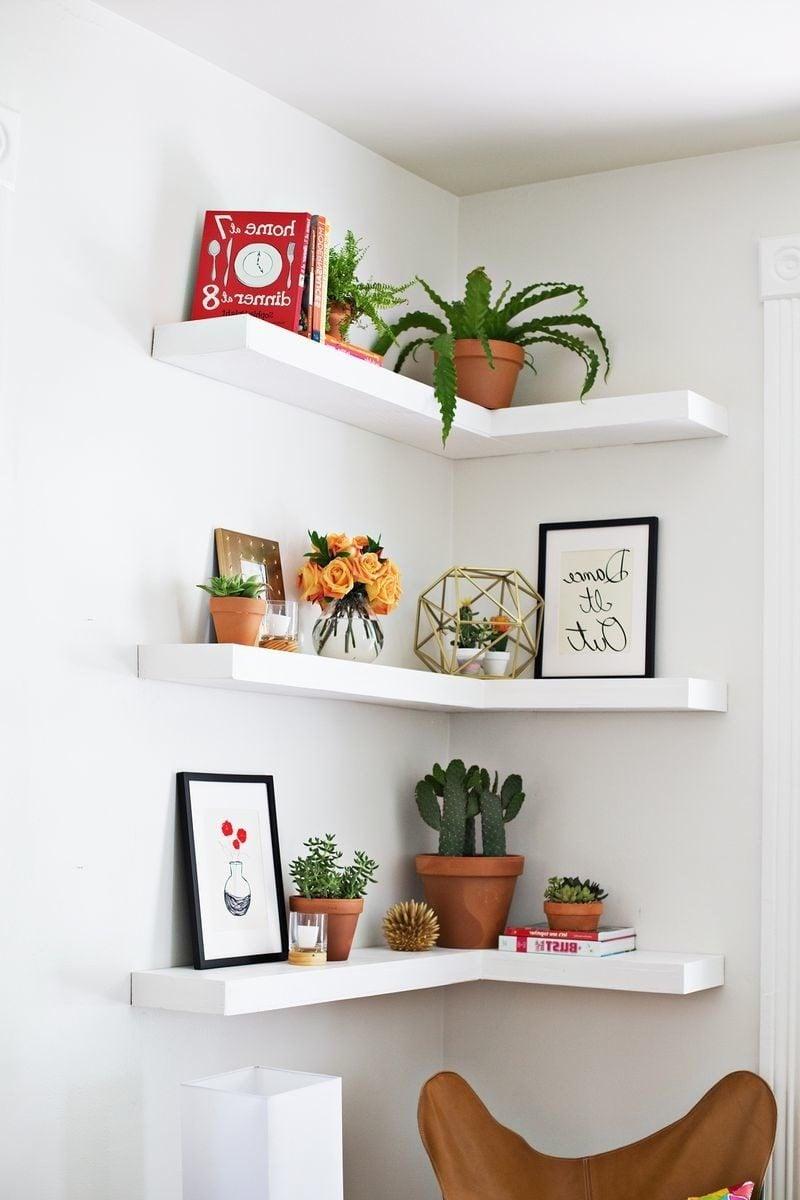 Wohnzimmer Frühlingsdeko Blumendeko