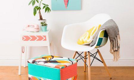 Bringen Sie Frühling im Wohnzimmer: DIY Frühlingsdeko
