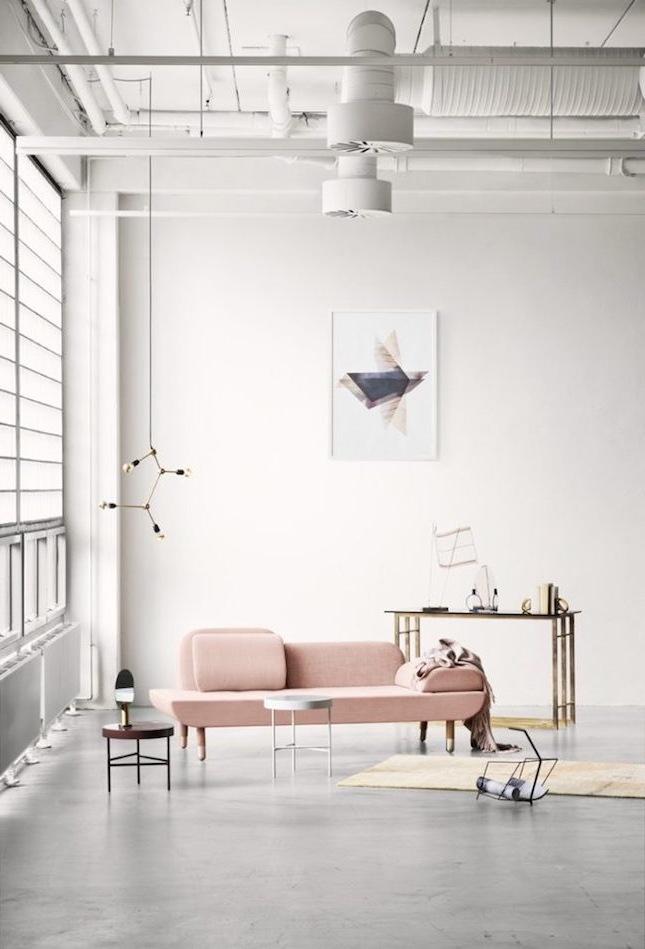 Minimalismus Kleines Wohnzimmer Einrichten Ideen