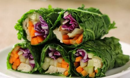 wraps-selber-machen-healthy-collard-green-wraps-chicken