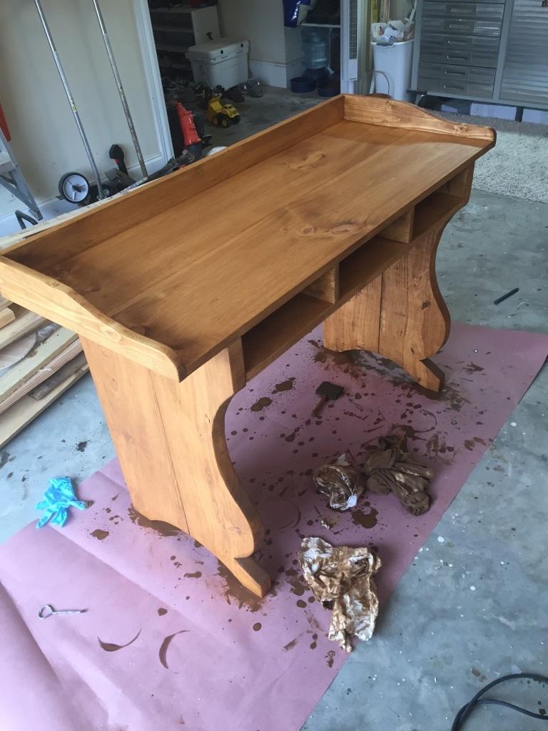 Büro schreibtisch selber bauen  Schreibtisch selber bauen - so geht es - DIY, Möbel - ZENIDEEN