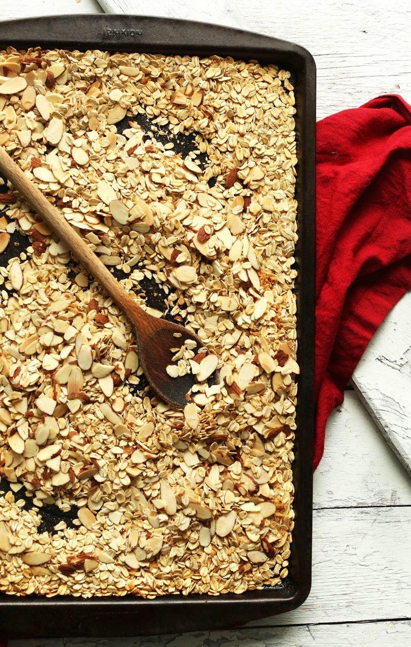 müsliriegel rezept müsliriegel selber machen powerriegel energieriegel