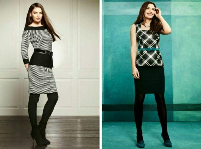Dresscode Business Casial zwei Ideen für die Damen