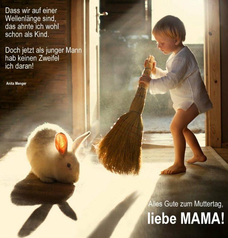 Muttertagssprüche und Gedichte Erinnerungen an die Kindheit
