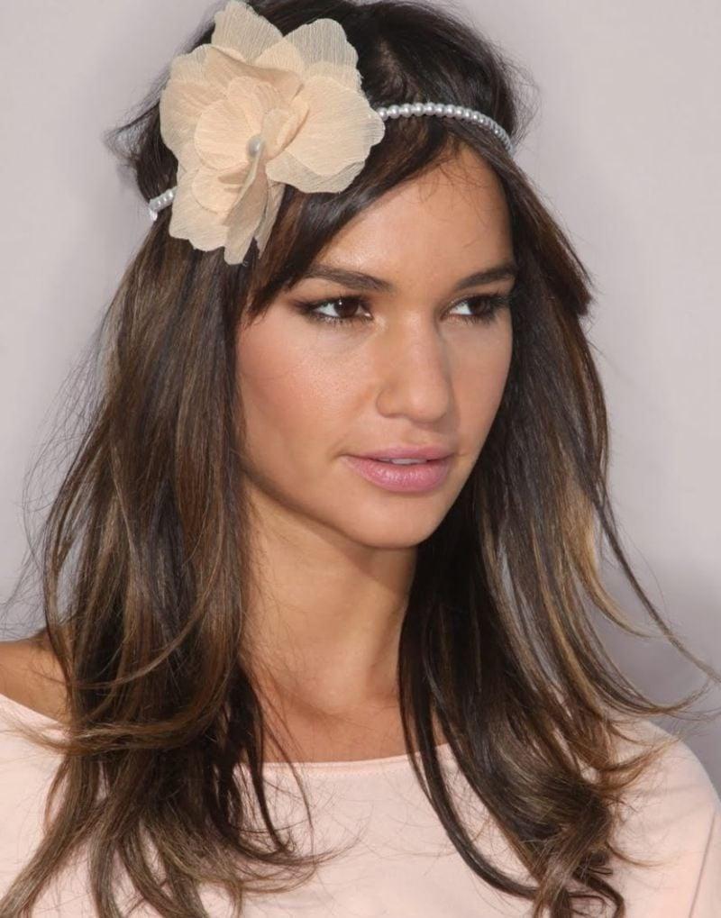 24 Herrliche Ideen Fur Effektvolle Frisuren Mit Haarband
