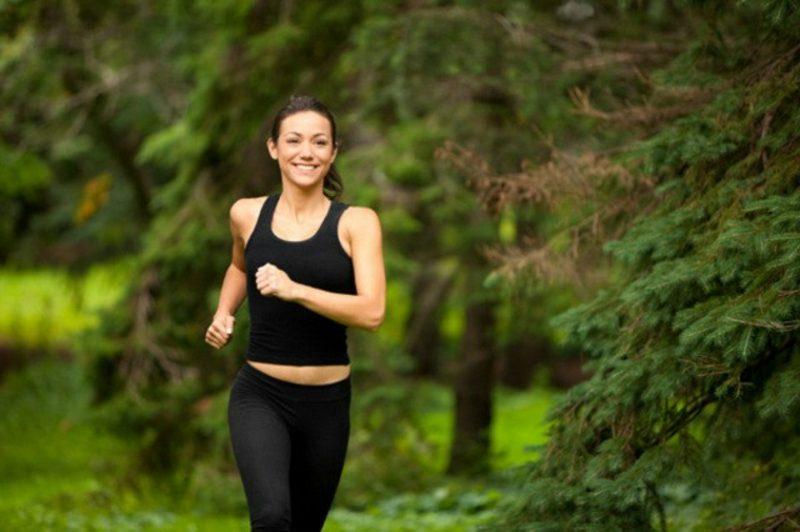 Joggen anfangen gesundheitliche Vorteile