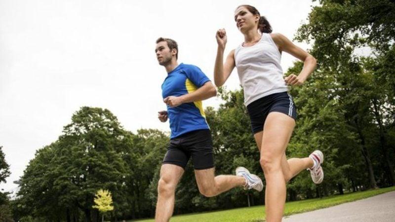 Joggen anfangen Nutzen für die Gesundheit