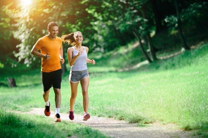 mit dem Ehepartner joggen anfangen