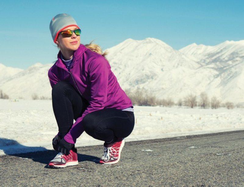 Joggen anfangen richtige Bekleidung für den Winter