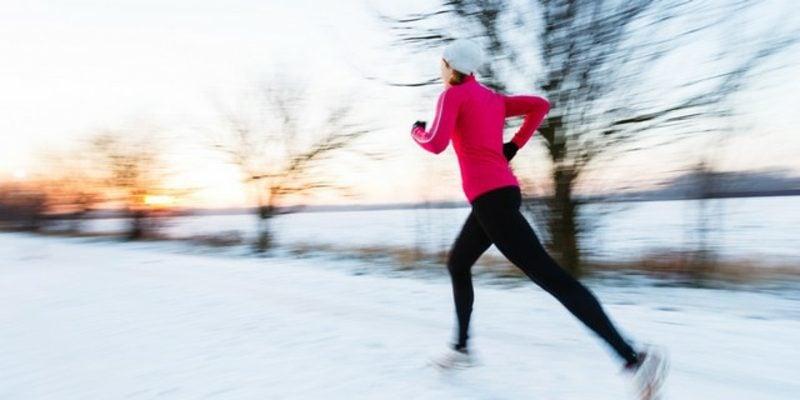 Joggen anfangen Winter nützliche Tipps