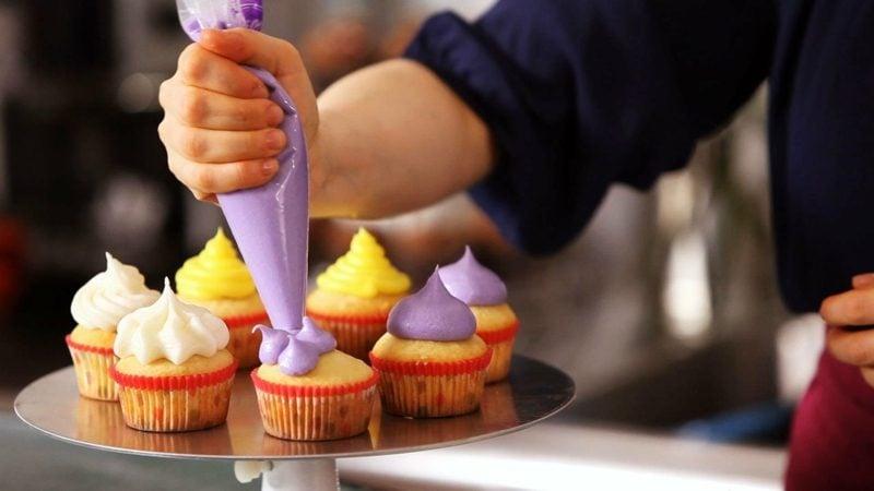Backen zum Muttertag Rezepte Cupcakes