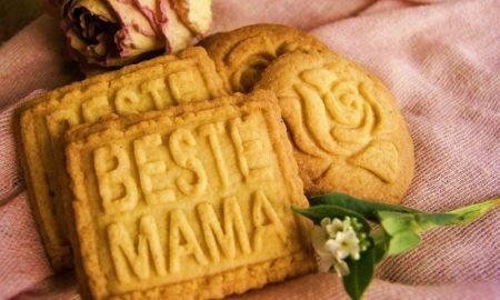 Backen zum Muttertag spezielle Kekse