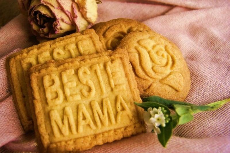 Backen zum Muttertag: inspirierende Ideen + 2 tolle Rezepte