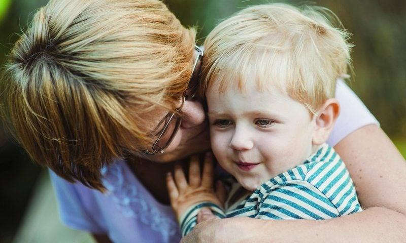 Muttertagsgedichte der Oma gratulieren