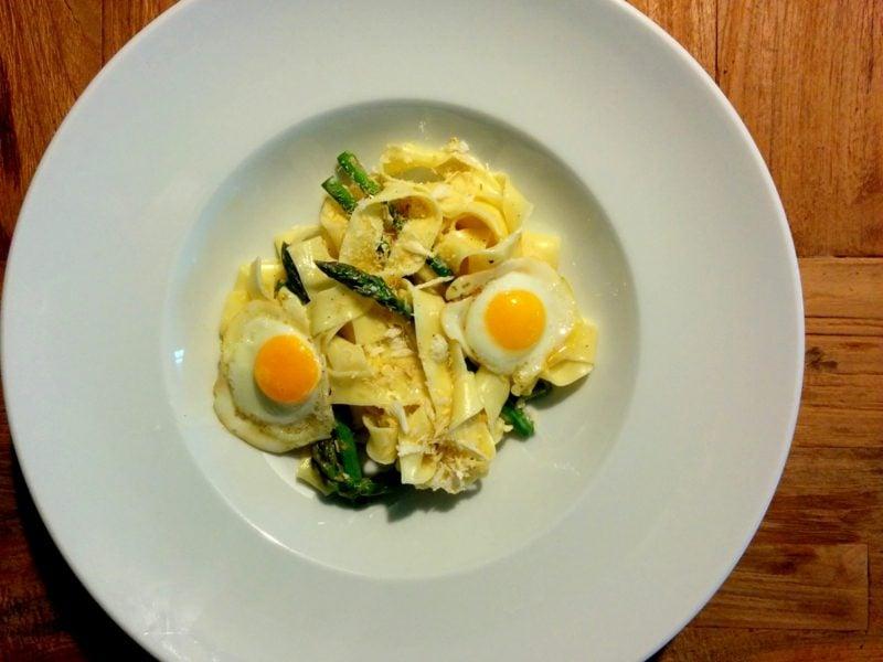 Wachteleier kochen rezepte Nudelsalat