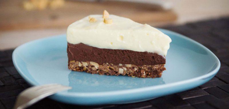 Muttertagskuchen Rezepte Schichtkuchen Erdnüsse Sahne Schokolade