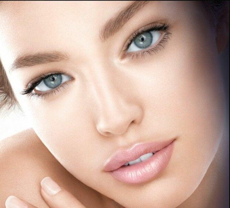 Augen schminken natürliches Make-up