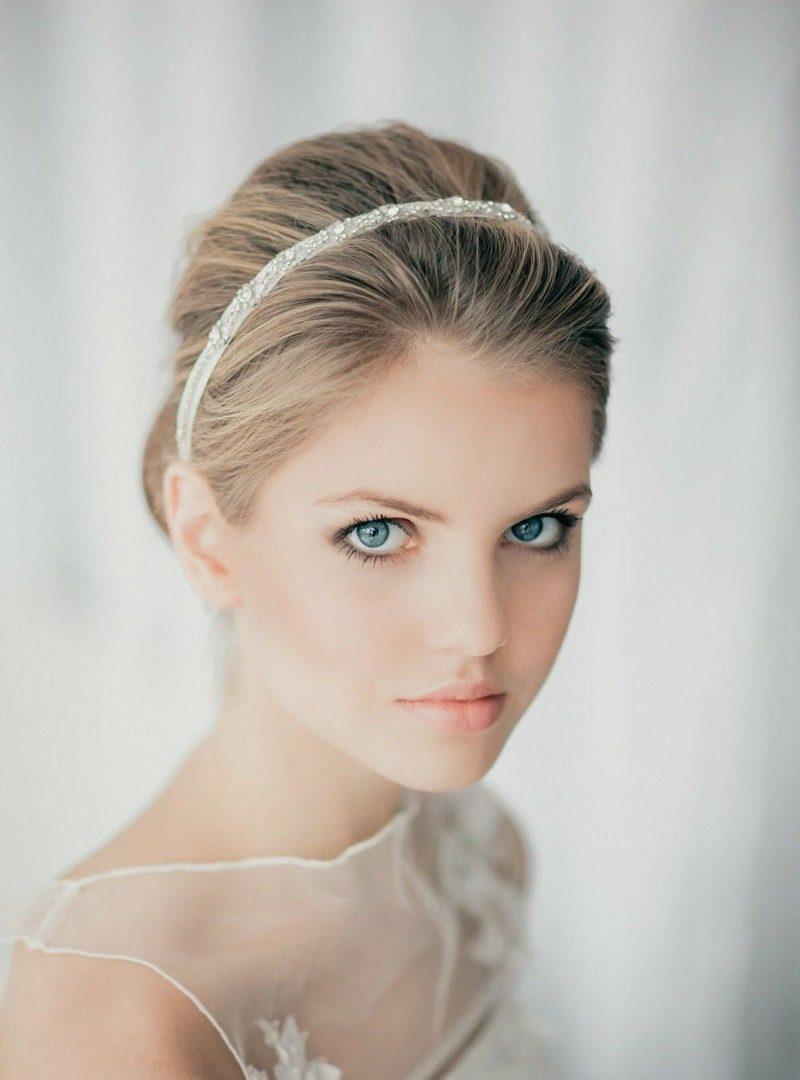 Augen richtig Schminken Anleitung natürliches Make-up
