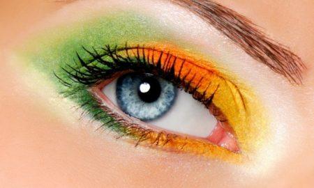 Augen Make-up Sommer moderne Ideen