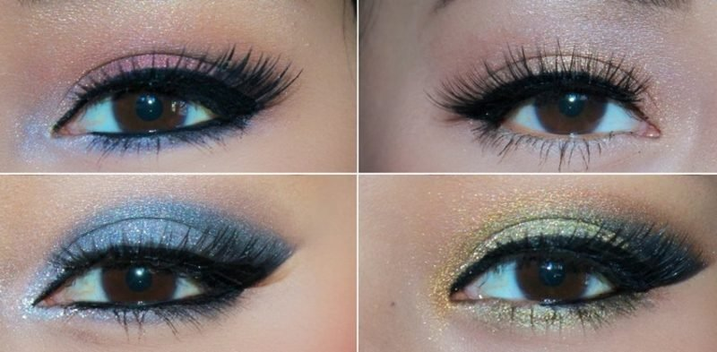 braune Augen Schminken hilfreiche Tipps