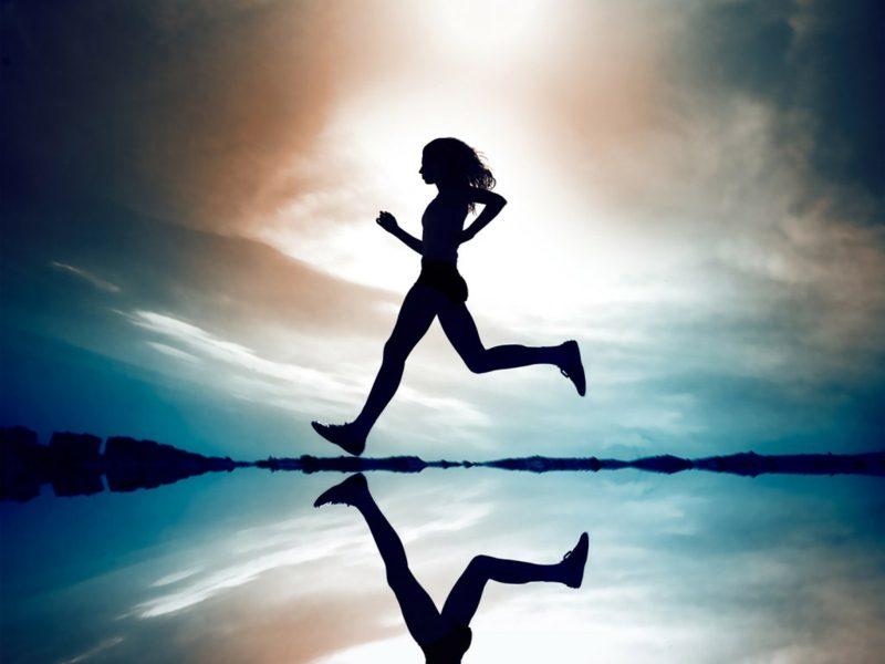 Sport treiben Joggen anfangen