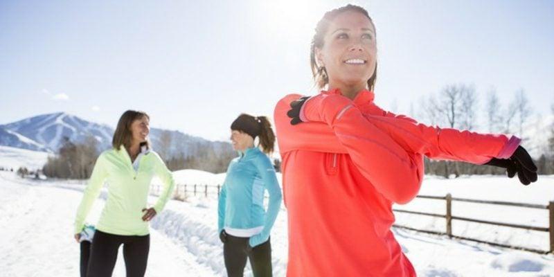 Joggen anfangen Tipps Winter