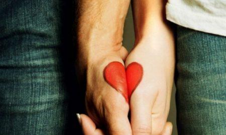 Partner tattoos Herz Symbol der Liebe