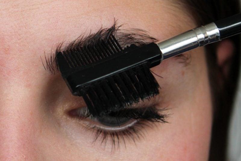 Augenbrauen Formen - Zupfen Anleitung