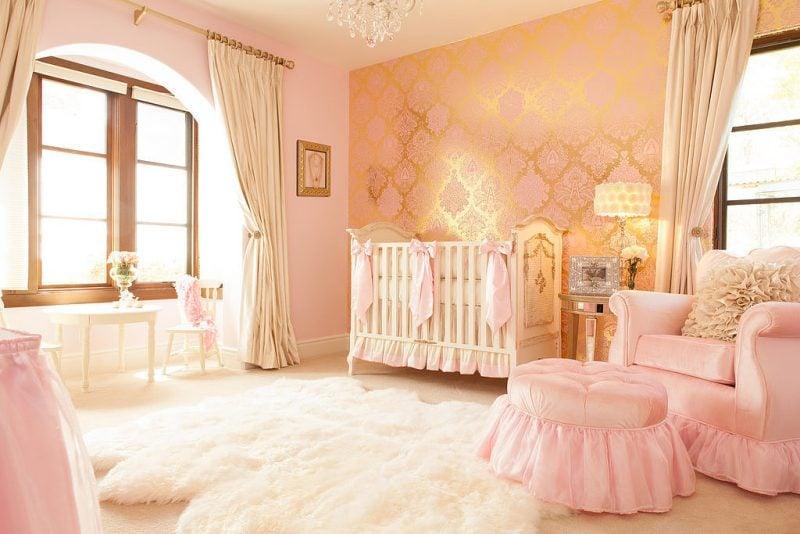 babyzimmer gestalten babywiege anleitung und 40 tolle ideen diy kinderzimmer zenideen. Black Bedroom Furniture Sets. Home Design Ideas