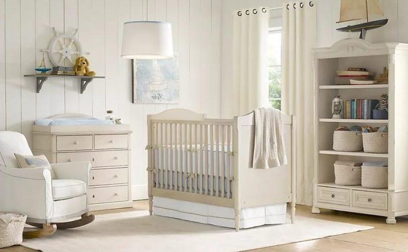 Babyzimmer gestalten babywiege anleitung und 40 tolle - Babyzimmer tattoo ...