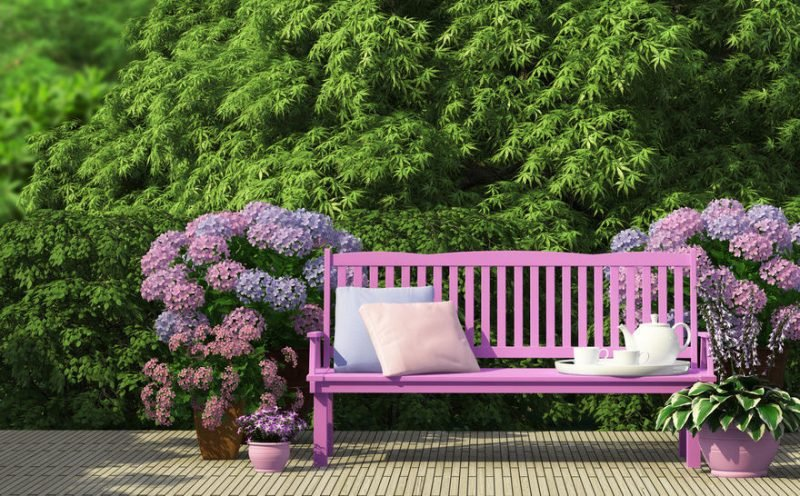 Farbe mauve einrichtung ideen trendfarbe  Pink Farbe als Trendfarbe in der Einrichtung - 50 stylische ...