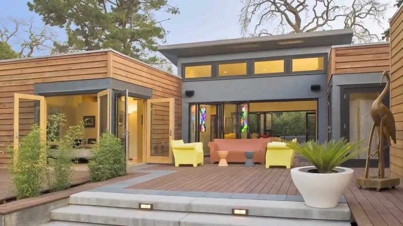 terrasse bauen anleitung und 20 kreative design ideen. Black Bedroom Furniture Sets. Home Design Ideas