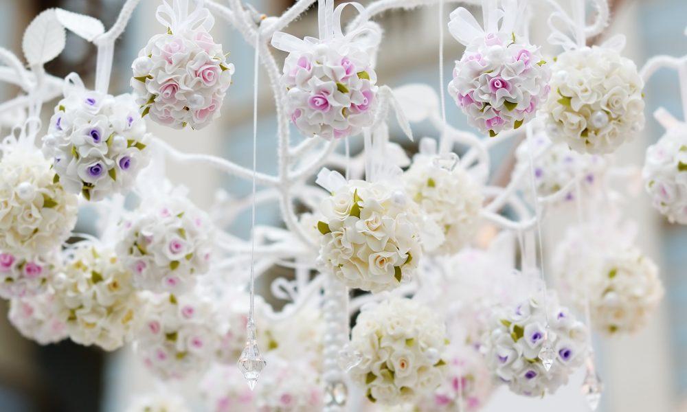 Blumendeko Hochzeit - 60 inspirierende Vorschläge - Deko & Feiern ...