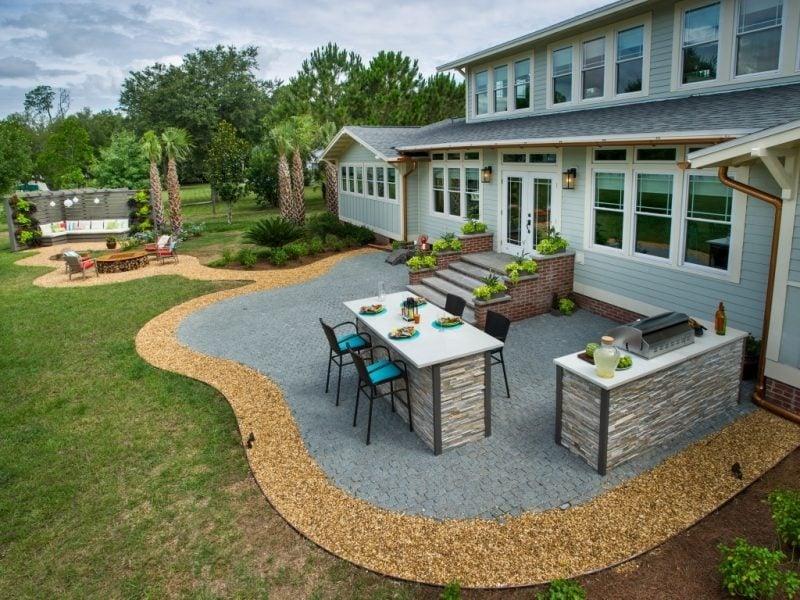 Terrasse bauen anleitung und 20 kreative design ideen for Vlies pool verlegen