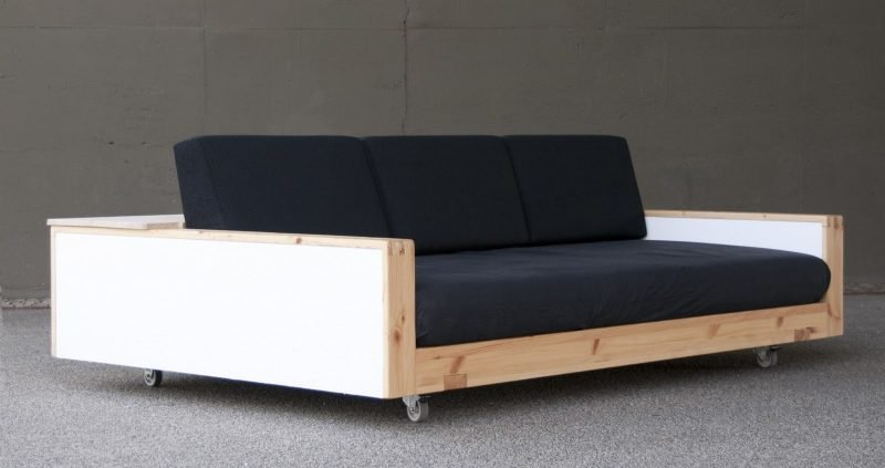 sofa selber bauen anleitung möbel selber bauen sofa aus palette sofa aus holz