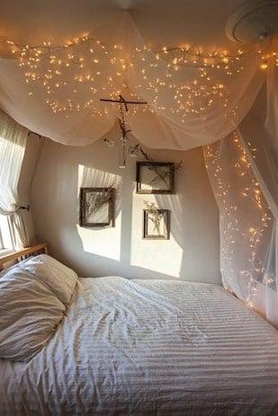 Schlafzimmer ideen himmelbett anleitung und 42 weitere vorschl ge diy schlafzimmer zenideen - Diy wandgestaltung ...