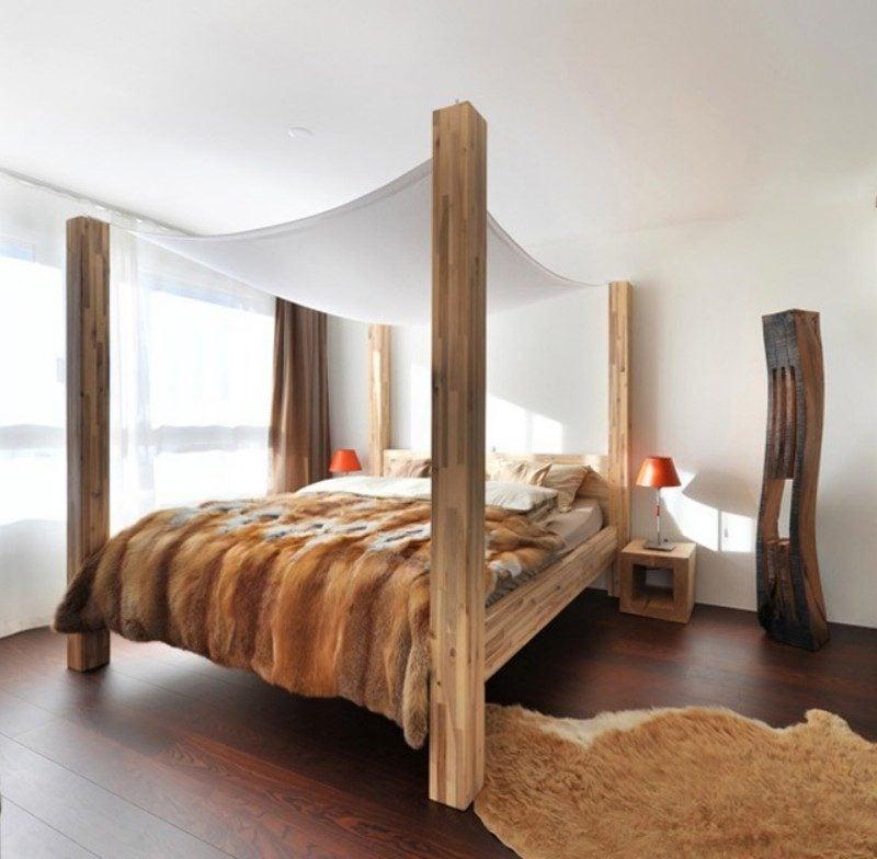 Schlafzimmer Ideen - Himmelbett Anleitung und 42 weitere ...