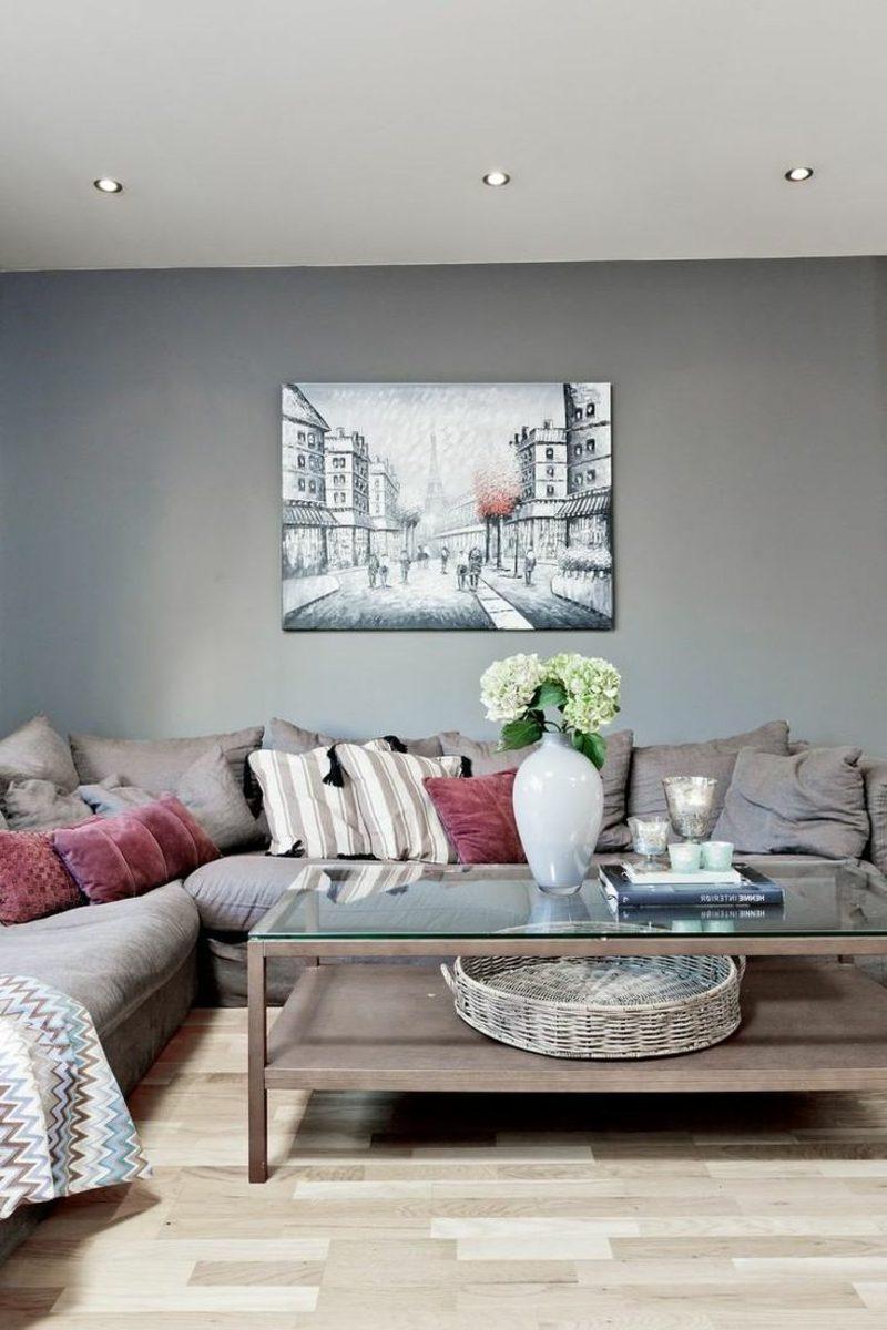 Die elegante farbe taupe wandverkleidung zenideen for Welche farbe ins wohnzimmer